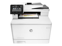 HP Color LaserJet Pro MFP M477fdn - imprimante multifonctions (couleur) CF378A#B19