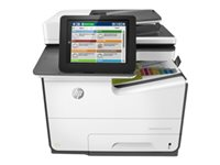 HP PageWide Enterprise Color MFP 586f - imprimante multifonctions (couleur) G1W40A#B19