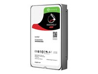 "Seagate IronWolf ST3000VN007 - Disque dur - 3 To - interne - 3.5"" - SATA 6Gb/s - 5900 tours/min - mémoire tampon : 64 Mo ST3000VN007"