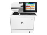 HP LaserJet Enterprise Flow MFP M577c - imprimante multifonctions (couleur) B5L54A#B19