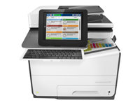 HP PageWide Enterprise Color Flow MFP 586z - imprimante multifonctions (couleur) G1W41A#B19