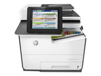 HP PageWide Enterprise Color MFP 586dn - imprimante multifonctions (couleur) G1W39A#B19