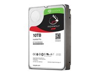 Seagate IronWolf Pro ST10000NE0004 - disque dur - 10 To - SATA 6Gb/s ST10000NE0004
